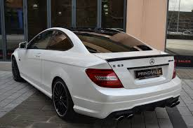 mercedes 6 3 amg for sale mercedes c class 6 3 c63 amg edition 125 7g tronic 2dr