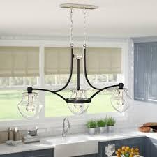 Kitchen Light Pendant Kitchen Island Lighting You Ll Wayfair