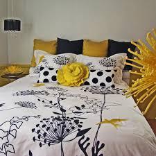bedrooms wonderful black and yellow bedroom grey themed bedroom