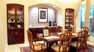 dining room furniture san antonio a house in the dominion san antonio tx youtube