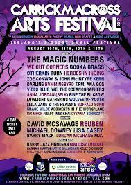 line up u2013 carrickmacross arts festival