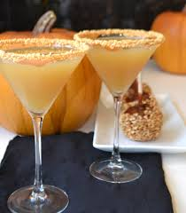 from peter salerno u0027s kitchen caramel apple martini cocktail