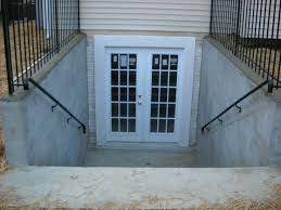 walk out basement tricks for installing walkout basement doors and patio