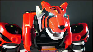 power rangers jungle fury red tiger zord brian flickr