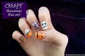 diy halloween nail designs u2013 slybury com