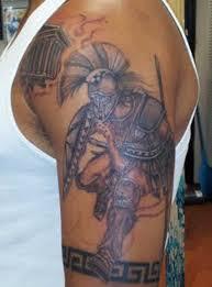 greek warrior tattoo u2013 tattoo connection