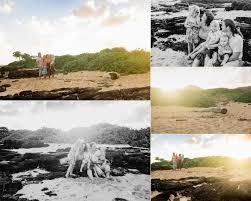 Hawaii Photographers B Family Sunrise Session At Makapu U0027u Tidepools Oahu Hawaii