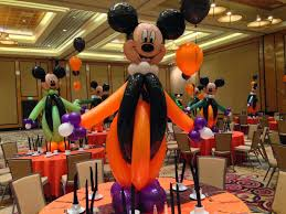 Halloween Birthday Party Centerpieces by Dreamark Events Blog 2011
