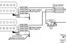 ultrasonic guitar pickup wiring diagram wiring diagram