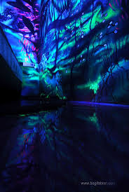 how much are black lights invisible blacklight spray paint glow mural black light party