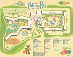 Disney Caribbean Beach Resort Map by Resort Maps Magical Distractions