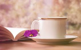 wallpaper borders coffee cups coffee and flowers morning wallpaper hd desktop background