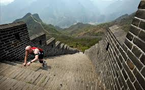 Map Great Wall Of China by Race Info Great Wall Marathon