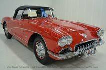 1959 corvette for sale 1959 chevrolet corvette for sale hemmings motor