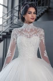 long sleeve ball gown wedding dress biwmagazine com
