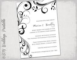 Wedding Invite Template Free Wedding Invitation Templates For Word Theruntime Com