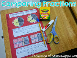 fractions part 2 with a freebie comparing fractions fraction