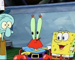 cute screenshots of spongebob and squidward spongebob