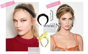 must have hair do for 2015 hair accessory must have headband ftg magazine fashion