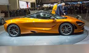 orange mclaren 720s 2017 geneva motor show mclaren 720s autonxt