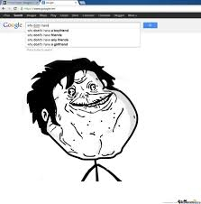 Forever Alone Meme - forever alone by rougie meme center
