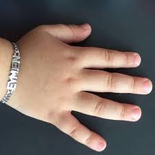 Gold Baby Name Bracelets Baby Name Bracelets In Rubber Bracelets