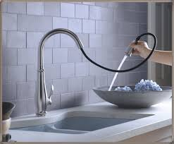 delta savile stainless 1 handle pull down kitchen faucet pull