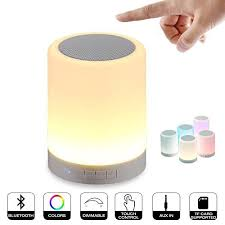 elecstars led touch bedside l dimmable night light boxbrownie co
