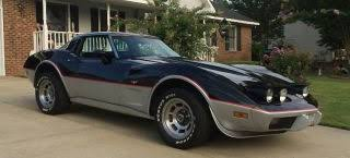 corvette 25th anniversary edition for 5 700 this 1978 chevy corvette is almost ready to