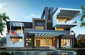 3D Home Exterior Design Ideas screenshot thumbnail