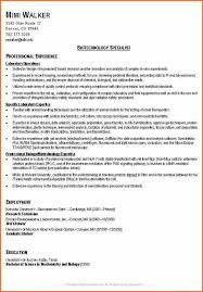 11 good resume templates budget template letter