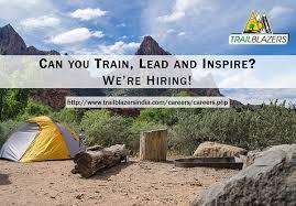 travel careers images Trailblazers adventure travel pvt ltd thane mumbai india jpg