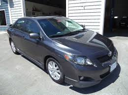 2010 toyota corolla s for sale 2010 toyota corolla s in kingston nh lepages auto wholesale
