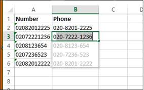 pattern fill download excel ms excel 2016 get faster using the flash fill feature bookboon blog