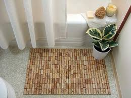 Cork Mats For Bathrooms Diy Carpet And Floor Mats U2013 Colored And Colorful Living U2013 Fresh
