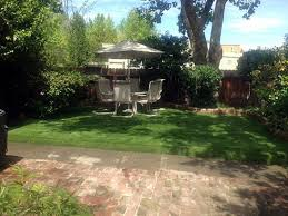 Backyard Grass Ideas Fake Grass Racine Wisconsin Landscape Design Beautiful Backyards