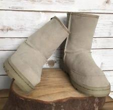 emu boots size 9 womens e mu suede ankle boots for ebay