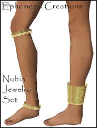 ankle cuff bracelet images Nubia jewelry sets mayfly ephemeral neko bodyfire jpg