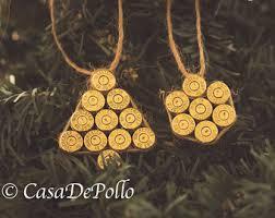 brass ornaments etsy