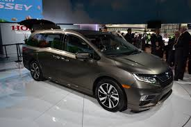 all new 2018 honda odyssey offers quieter cabin 10 speed