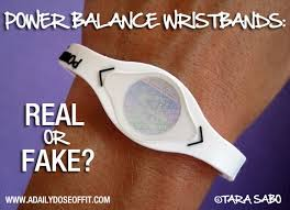 power wristband bracelet images A daily dose of fit power balance wristbands real or fake jpg