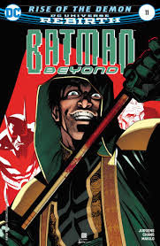 batman beyond review batman beyond 11 u2014 comic bastards