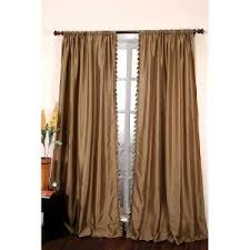 Lace Trim Curtains Deco Window Beige Door Curtain With Lace Trimming 1941519 0171