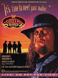 survivor series 1994