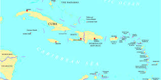 Map Of Cayman Islands Filecuba In North Americasvg Wikimedia Commons Political Map Of
