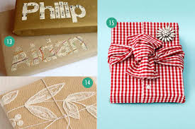 kraft christmas wrapping paper 20 last minute gift wrap ideas using paper grocery bags other