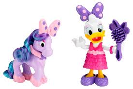 disney minnie mouse bowtique daisy u0027s playtime pony toys u0026 games