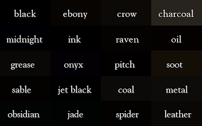 shades of red list it s wine not dark red here are the correct names of all color