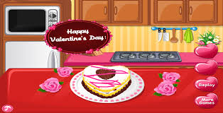 Valentine Cake Decorating Games by Cake Maker Cooking Games Android Apps On Google Play