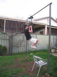 backyard crossfit